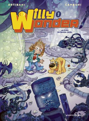Willy Wonder édition simple