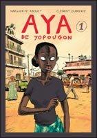 Aya de Yopougon édition Simple