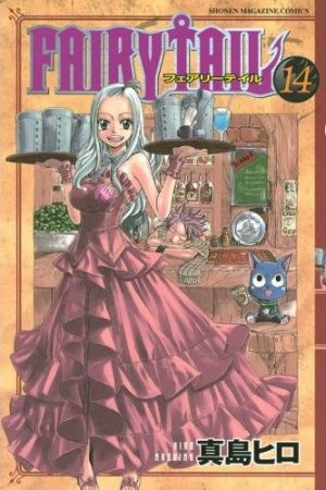 Fairy Tail # 14