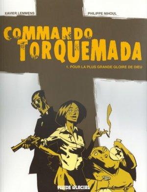 Commando Torquemada édition simple