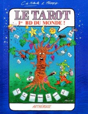 Le tarot - 1re BD du monde ! édition Simple