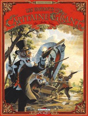 Les enfants du capitaine Grant, de Jules Verne T.2