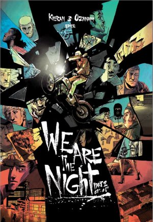 We are the Night T.2