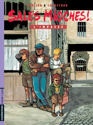 Sales mioches ! édition simple 2000