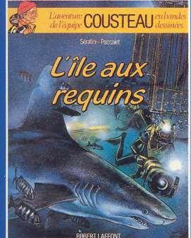 L'aventure de l'équipe Cousteau en bandes dessinées édition Simple