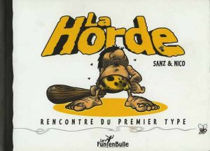 La horde édition simple
