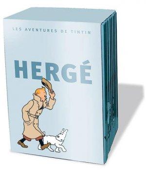 Les aventures de Tintin # 1 Coffret 75e anniversaire