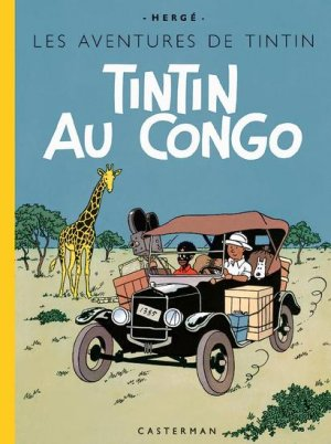 Tintin (Les aventures de) édition Fac-similé (grand format)