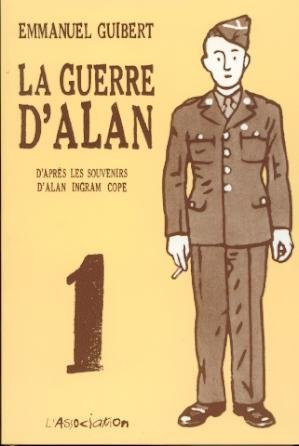 La guerre d'Alan édition simple