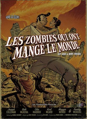 Les zombies qui ont mangé le monde édition Coffret