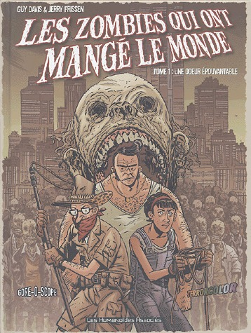 Les zombies qui ont mangé le monde édition simple