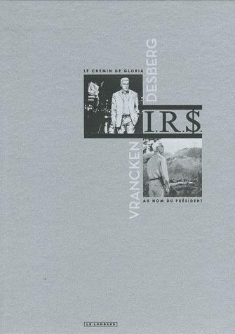 I.R.S. édition tirage de tête
