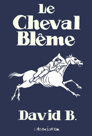 Le cheval blême édition Simple
