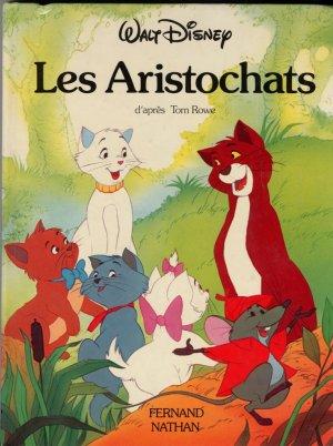 Les aristochats édition Simple