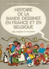 Histoire de la bande dessinée en France et en Belgique édition Simple