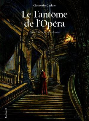 Le fantôme de l'opéra édition simple