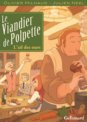 Le viandier de Polpette édition simple