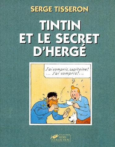 Tintin et le secret d'Hergé édition simple