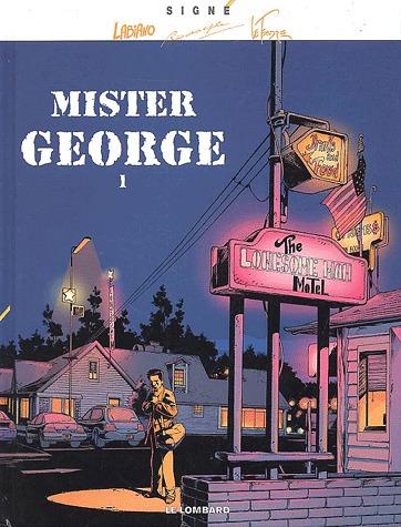 Mister George édition simple