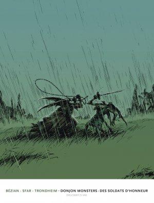 Donjon - Monsters édition Réédition 25 ans