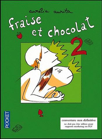 Fraise et chocolat édition simple
