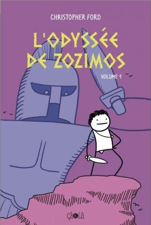 L'odyssée de Zozimos édition simple