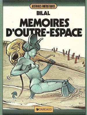 Mémoires d'outre-espace édition Réédition