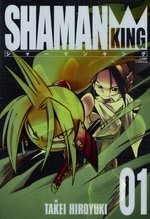 Shaman King édition Deluxe