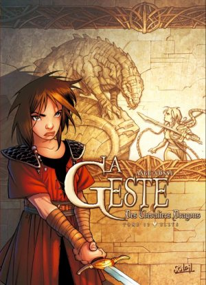 La geste des chevaliers dragons # 12