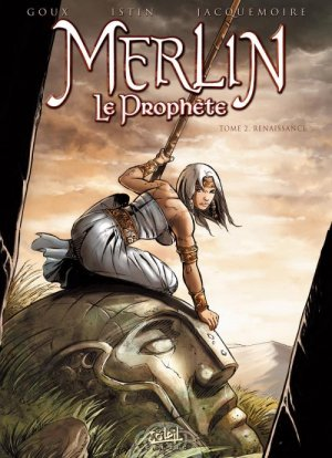 Merlin - Le prophète T.2