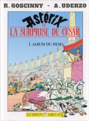 Astérix et la surprise de César - L'album du film