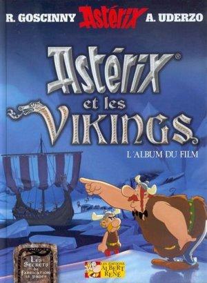 Astérix et les vikings - L'album du film édition Viking