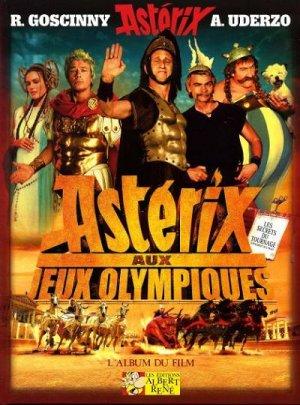 Astérix aux Jeux Olympiques - L'album du film édition JO