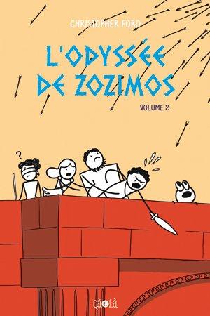 L'odyssée de Zozimos T.2