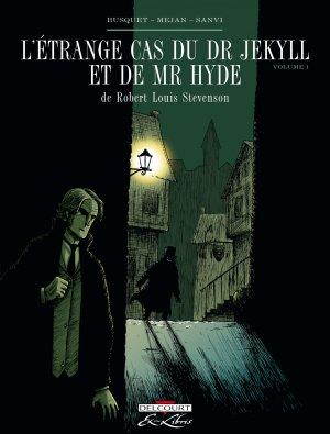 L'étrange cas du Dr Jekyll et de Mr Hyde, de R.L. Stevenson édition simple