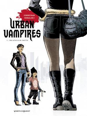 Urban vampires T.1