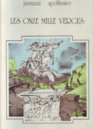 Les onze mille verges (Jannuzzi) édition simple