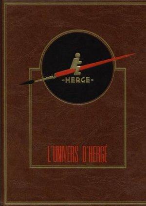 L'oeuvre intégrale d'Hergé édition Intégrale