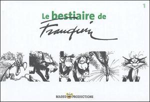Le bestiaire de Franquin édition Simple