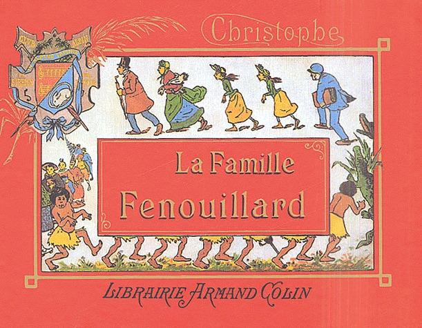 La famille Fenouillard édition Réédition