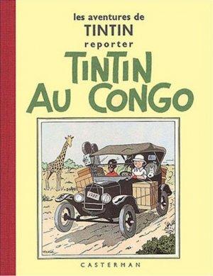 Tintin (Les aventures de) édition Fac-similé (Noir et Blanc)