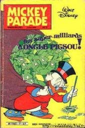 Mickey Parade 7 - Les super-milliards d'oncle Picsou !