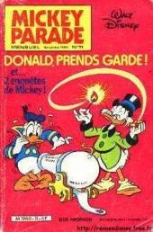 Mickey Parade 11 - Donald, prends garde !