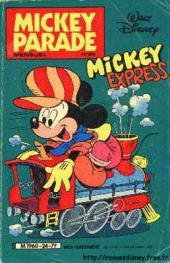 Mickey Parade 24 - Mickey express