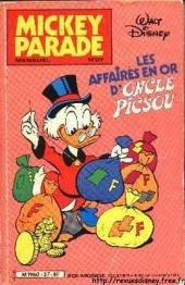 Mickey Parade 27 - Les affaires en or d'oncle Picsou