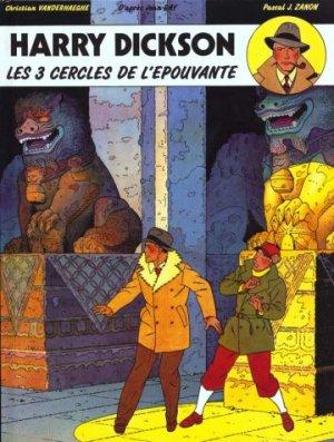 Harry Dickson (Zanon) édition reedition