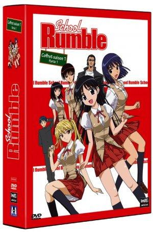 School Rumble - Saison 1 édition Coffrets