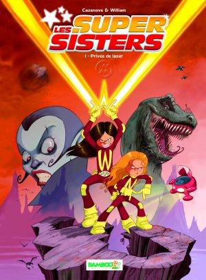 Les super sisters # 1 simple