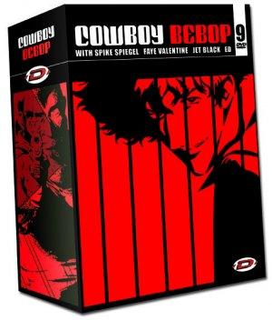 Cowboy Bebop édition INTEGRALE SLIM PACK