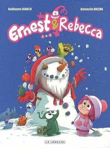 Ernest & Rebecca édition coffret